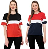 Neysa Women's T-Shirt (Pack of 2)