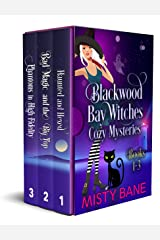 Blackwood Bay Witches: A Paranormal Cozy Mystery Box Set (Blackwood Bay Witches Paranormal Cozy Mystery Box Set Book 1) Kindle Edition
