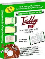 Tally ERP 9 (Power of Simplicity): Software for Business and Accounts