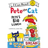 Pete the Cat: Pete's Big Lunch (My First I Can Read) (English Edition)