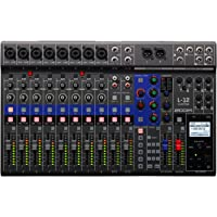 Zoom L12/UK LiveTrak - Live Sound Plus Recording