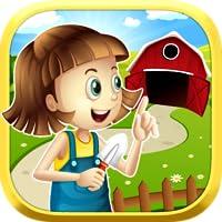 Gratis Kinderspiel - Bauernhof Gutenachtgeschichten