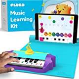 PlayShifu Plugo Tunes Piano Learning Kit Musical STEAM Toy for Ages 5 10 Educational Music Instruments Gift for Boys & Girls