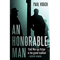 An Honorable Man: A Cold War Spy Thriller (George Mueller Book 1) (English Edition)