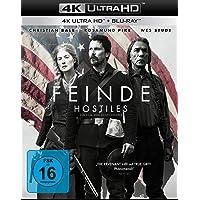 Feinde - Hostiles (4K Ultra HD) (+ Blu-ray)