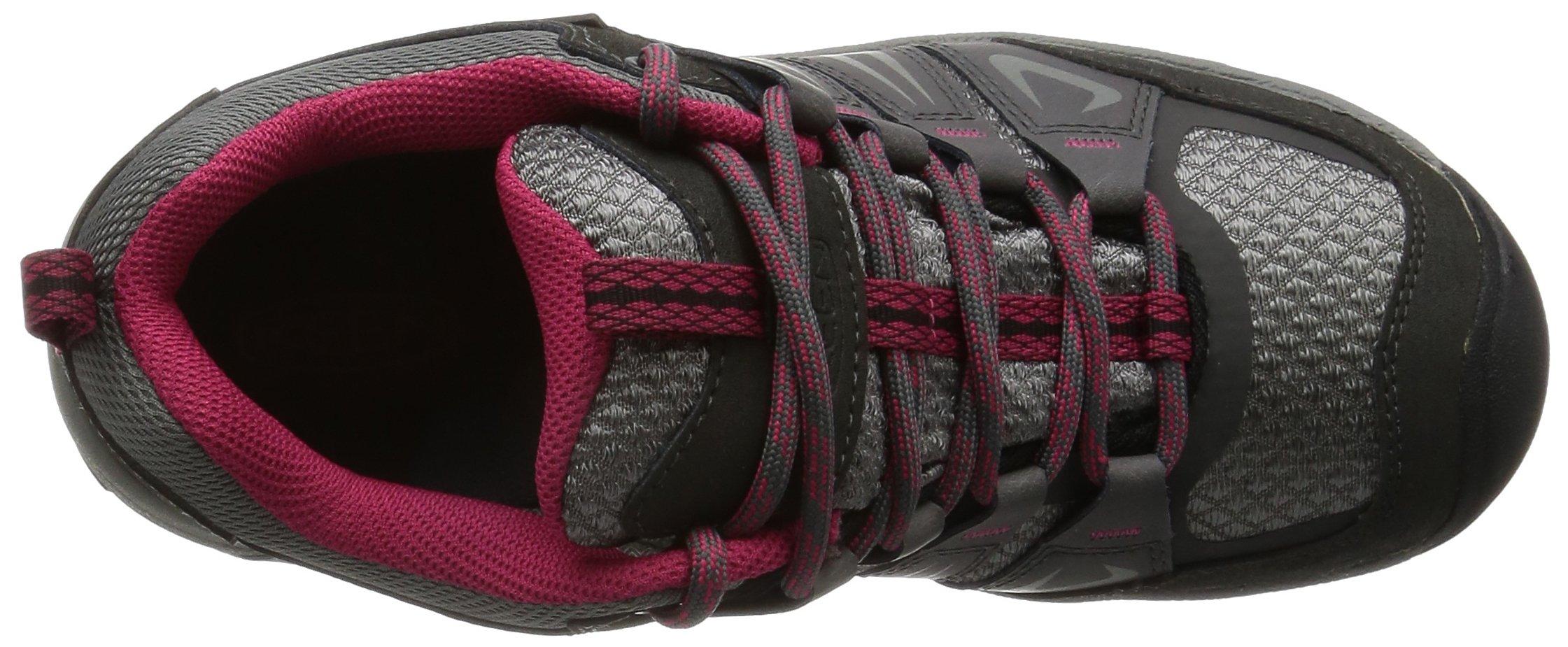 KEEN Women's Oakridge Wp Low Rise Hiking Shoes 8
