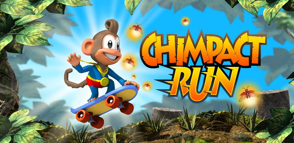 Chimpact Run - (Family edition no IAP): Amazon.co.uk