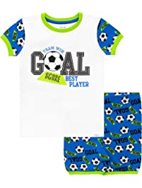 Harry Bear Pijama Corta para niños Fútbol