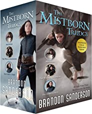 Mistborn Trilogy TPB Boxed Set: Mistborn, The Hero of Ages, and The Well of Ascension