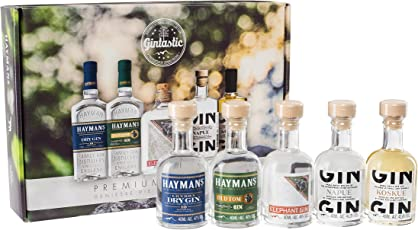 Gin Tasting Box 5 x 40 ml