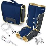Beurer FM 150 Benentrainer, Beenmassage-Apparaat, Luchtdrukmassage voor Spanning en Zware Benen, Meerkleurig
