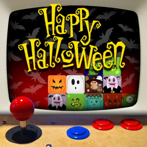 Halloween Magic! Puzzle game for kids and -