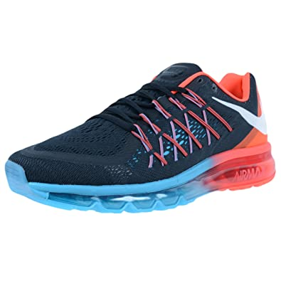 nike running shoes white air max. nike air max 2015 running shoes black white bright crimson blue 698902 006 nike running shoes white air max 7