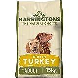 Harrington van de hondenvoering volledig droog mix, 15 kg
