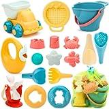 Sabbiere e giocattoli da spiaggia