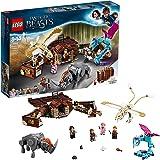 LEGO- Harry Potter Fantastic Beasts Costruzioni Piccole Gioco Bambina Giocattolo, Multicolore, 75952