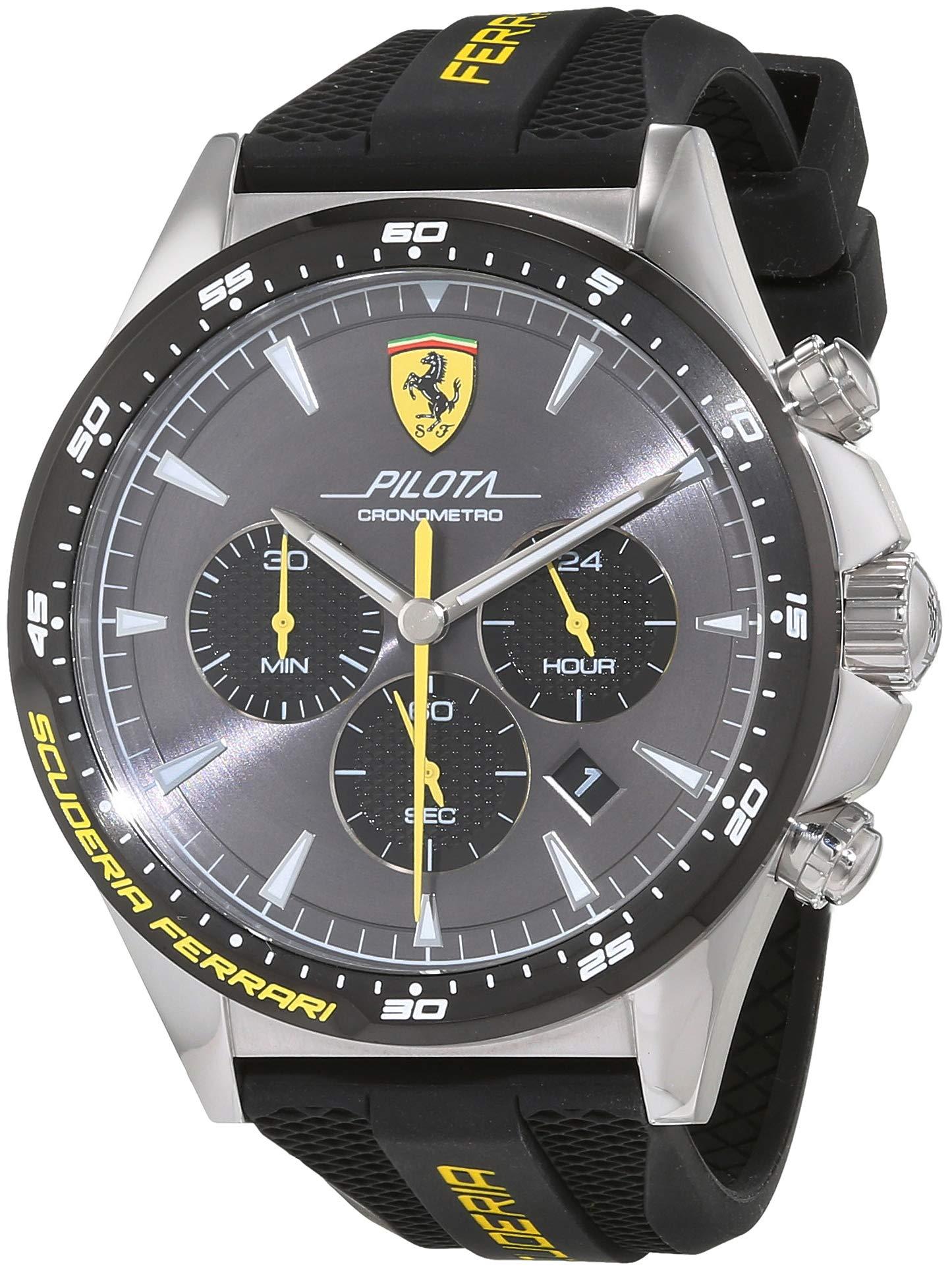 Scuderia Ferrari Reloj De Pulsera 830594 De Relojes
