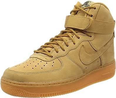 NIKE AIR FORCE 1 HIGH LV8 GS Nike air force 1 high 07 LV8 GS FLAXOUTDOOR GREEN 807,617 200