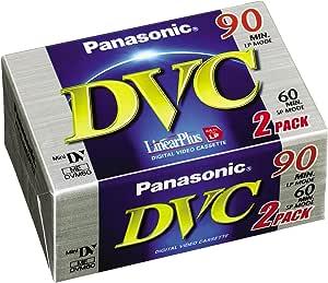 Panasonic Ay Dvm60fe2 Minidv Kassetten 60 Minuten Kamera