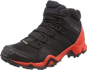 adidas Herren Terrex Ax2r Mid GTX Trekking- & Wanderstiefel, schwarz,