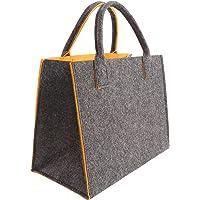CB Home & Style Filztasche Einkaufstasche Tasche Shopper ca. 35 x 20 x 28 cm Einkaufskorb Kaminholztasche