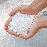 Green Bean © - Perles EPS - 1 Litre - qualité supérieure - Recharge de Remplissage de Sac de Haricots - Perles de polystyrène