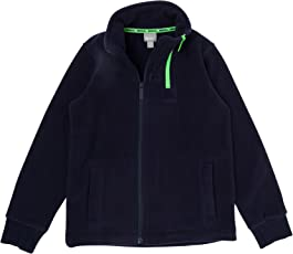 Bench Jungen Sweatjacke Funnel Fleece