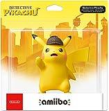 Amiibo Détective Pikachu