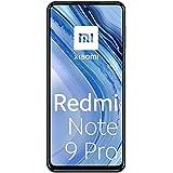 """Xiaomi Redmi Note 9 PRO -Smartphone 6.67"""" FHD+ DotDisplay (6GB RAM, 64GB ROM, Quad Camera , 5020mah Batteria, NFC) 2020 [Vers"""