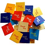 Oytra 50 Piece Thank You Cards Pack for Birthday Party Office Teacher Boss Employees Office Wedding