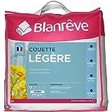 Blanrêve Couette Légère 200g 140 x 200 , Blanc