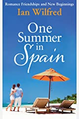 One Summer in Spain Kindle Edition