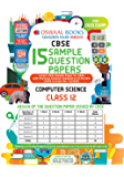 Oswaal CBSE Sample Question Papers Class 12 Computer Science Book (For March 2020 Exam)