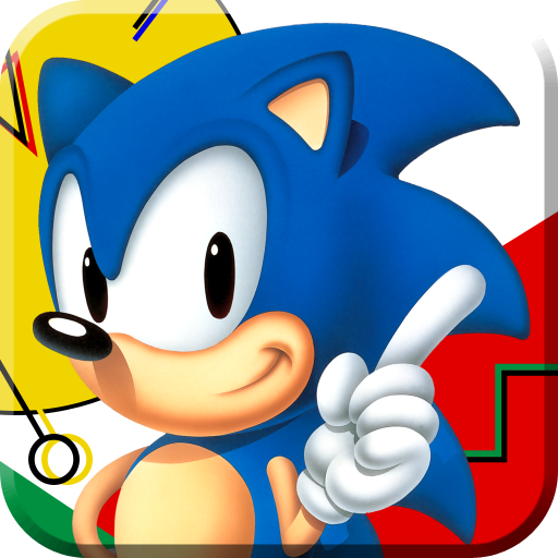 Sonic The Hedgehog (Sega Genesis Spiel Xbox)