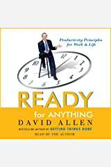 Ready for Anything: 52 Productivity Principles for Work and Life Audible Hörbuch