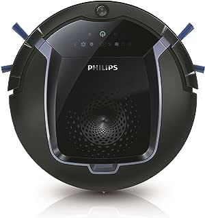 Philips SmartPro Active FC8810/01 aspirapolvere robot Senza sacchetto Nero 0,4 L