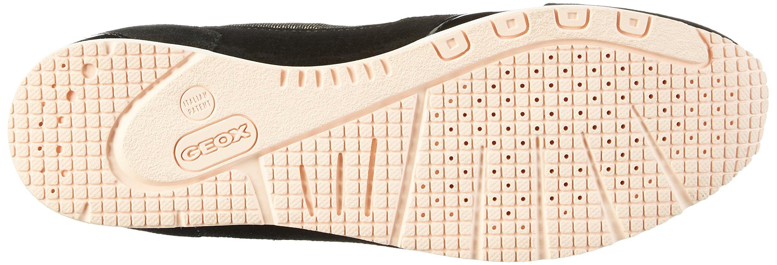 Geox Damen D Wisdom A Sneakers 3