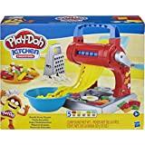 Play-Doh- Kitchen Creations-Juego de Fideos para niños a Partir de 3 años con 5 Colores no tóxicos (Hasbro 0)