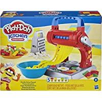 Play-Doh – Pate A Modeler - La Fiesta des Pates - Avec 5 pots de pâte à modeler