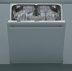 Bauknecht IBIO 3C34 Geschirrspüler Vollintegriert, A+++, 60 cm, 237 kWh/Jahr, 14 MGD, leise mit 44 dB, Extra Trocken, Option Multizone
