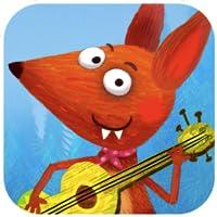 Kleiner Fuchs Kinderlieder - Liederbuch für Kinder und Kleinkinder