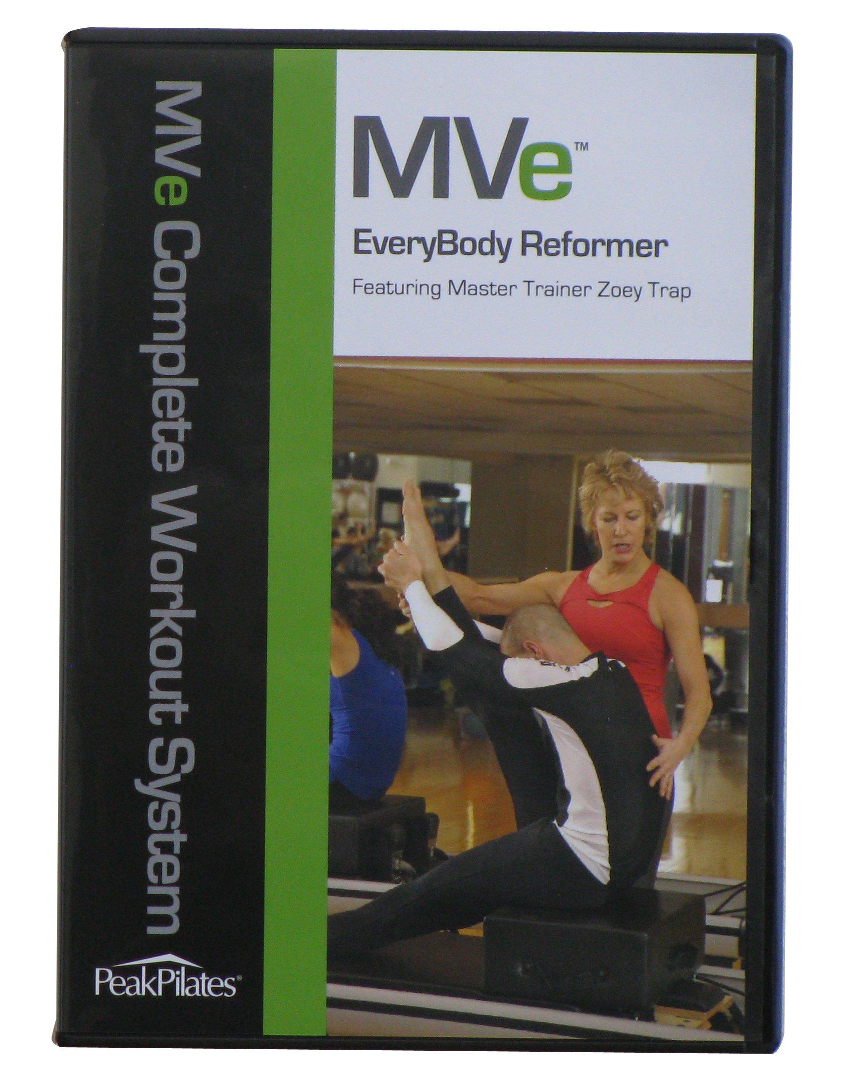 Peak Pilates� Mve� Everybody Reformer Workout DVD