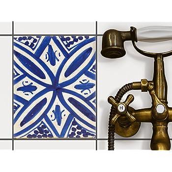 Adesivi murali in pvc autoadesivo piastrelle sticker for Adesivi murali piastrelle