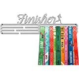 UNITED MEDALS Medaille hanger FINISHER - RVS houder