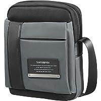 Samsonite Openroad Borsa a Tracolla per Tablet, Misura Media, 24 cm, 3,5 litri, Grigio (Eclipse Grey)