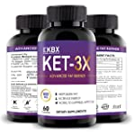 Korbax Biotech Inc. Fat Burner for men and women and weight loss Capsules supplements. Keto Formula/Lean Cutz body...