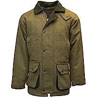 Walker & Hawkes - Mens Derby Tweed Shooting Hunting Country Jacket - Brown