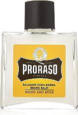 PRORASO Bart Balsam Holz und Gewürze, 100 ml