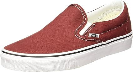 Vans Unisex Classic Slip-On Loafers