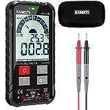 Multimètre numérique à plage automatique, KAIWEETS Testeur electrique TRMS 6000 comptes, Voltmètre, Ohmmètre, Capacimètre, Me